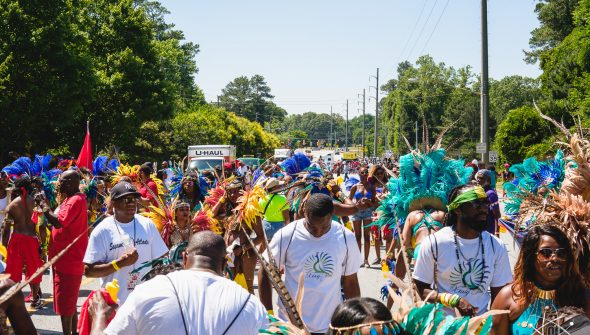 Captured from Atlanta Decatur Carnival 2016