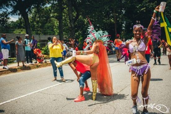 Atlanta Decatur Carnival 2017 shot by Natey Nukez