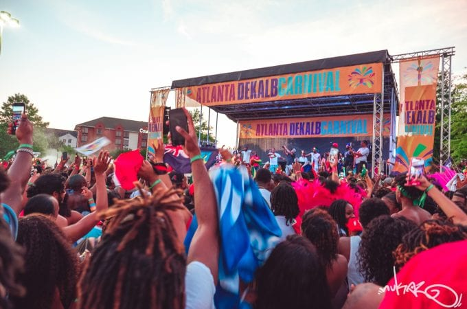 Atlanta Dekalb Carnival 2019